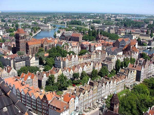 Польша - очень хорошее место для проживания и работы