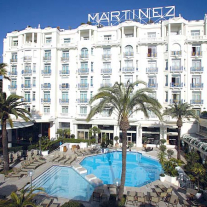 Grand Hyatt Cannes Hotel Martinez 5* (ex. Martinez)