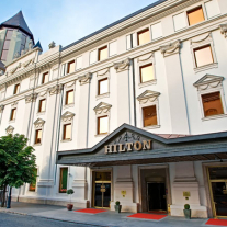 Hilton Budapest 5*