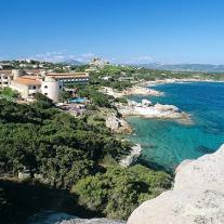 Grand Hotel Smeraldo Beach 4* (Байя Сардиния)