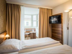 Enziana Hotel Vienna 3* (ex. Artis Wien). Номер