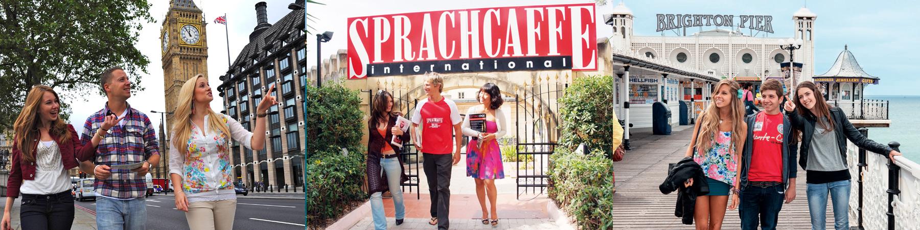 Sprachcaffe - языковые курсы для взрослых
