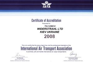 2008 iata