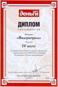 2008 журнал деньги