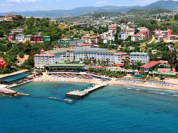 Kemal Bay 5* панорама