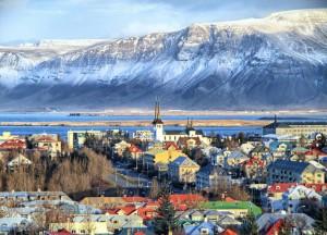 Панорама Исландии 1
