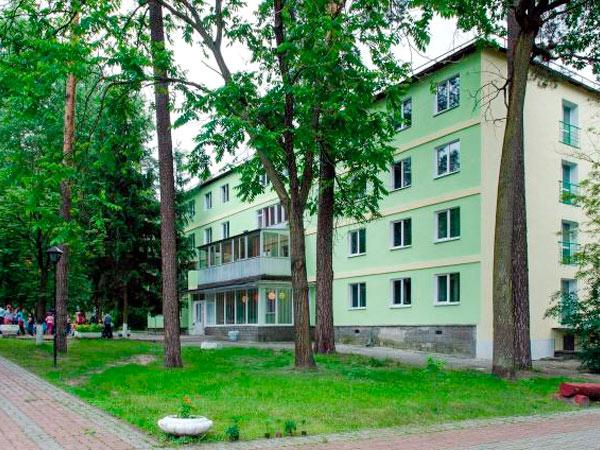 Детский лагерь ФРЕШ КЭМП фасад