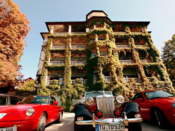 Hotel Jadran фасад