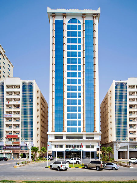 Mangrove Hotel By Bin Majid фасад