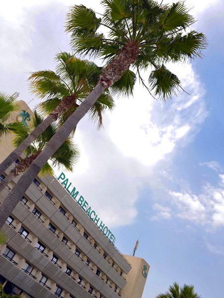 Palm Beach фасад