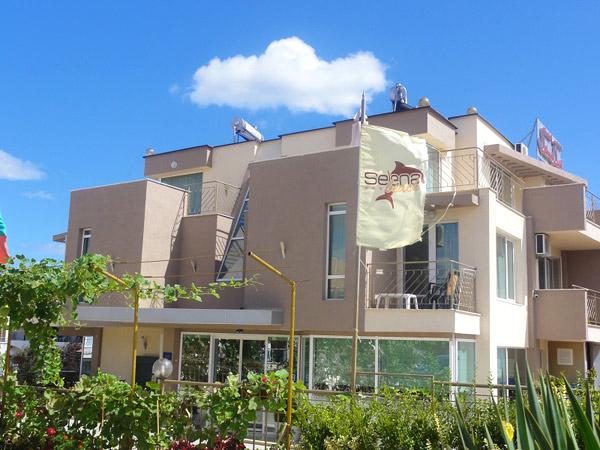 Selena Beach фасад