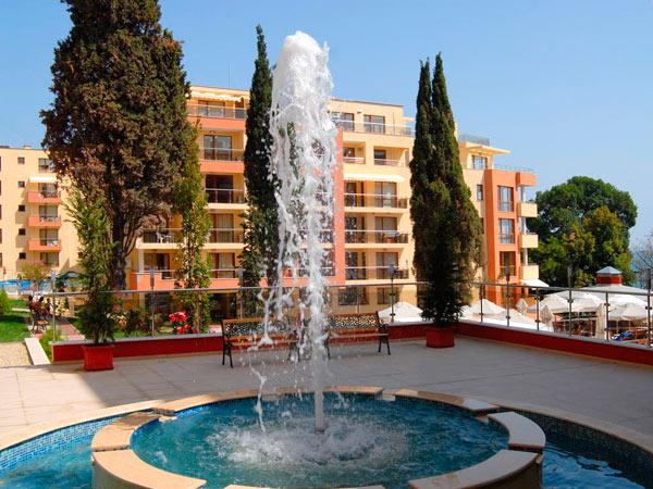 Vigo Panorama Apart фасад