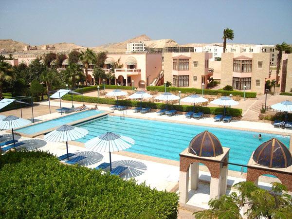 Al Mashrabiya Beach Resort панорама