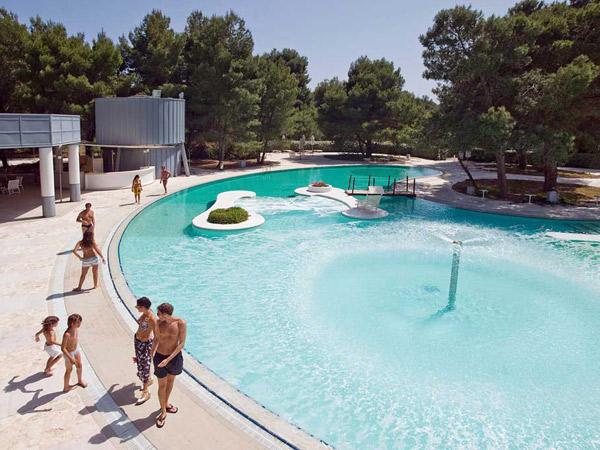 Alborea Eco Lodge бассейн 1