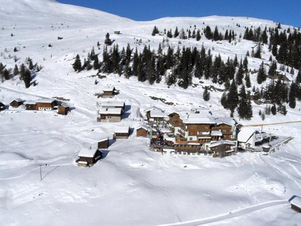 Alm-Ferienclub Silbertal панорама