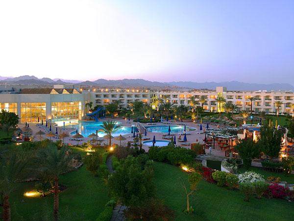 Aurora Oriental Resort панорама