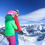 Горнолыжная Австрия Зима - 2014