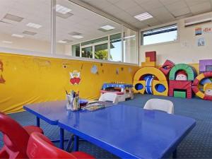 Hilton Taba Resort детская комната