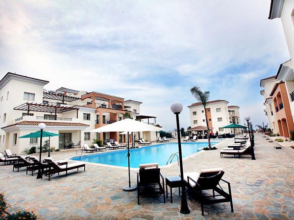 Oracle Exclusive Resort фасад