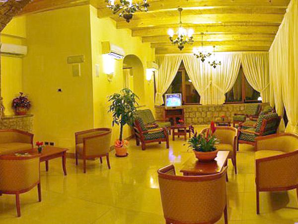 Villa Franca лобби