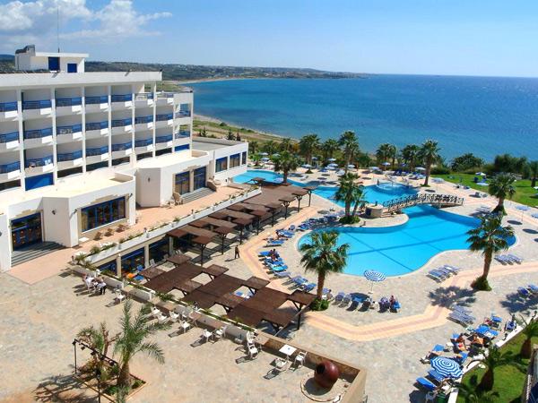 Ascos Beach Hotel панорама