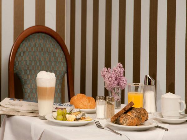 Capri завтрак