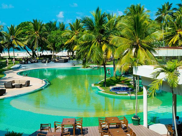 Eden Resort & Spa бассейн