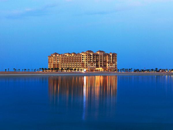 Marjan Island Resort & Spa панорама