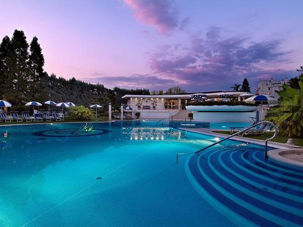Mioni Pezzato бассейн 1