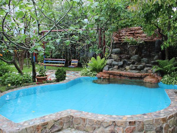 Savane бассейн