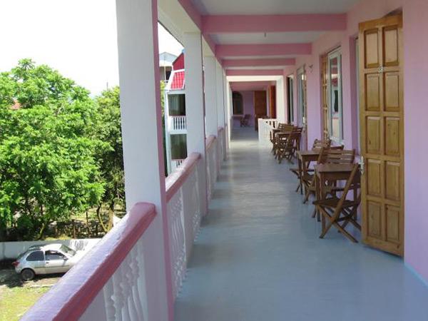 Tetri Etli балкон
