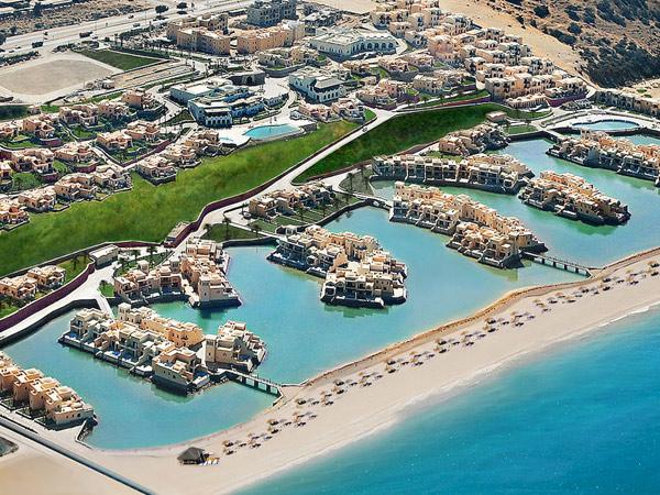 The Cove Rotana Resort Ras Al Khaimah панорама