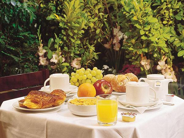 France Eiffel завтрак 1