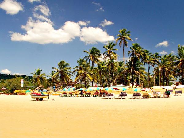 Divine Home пляж