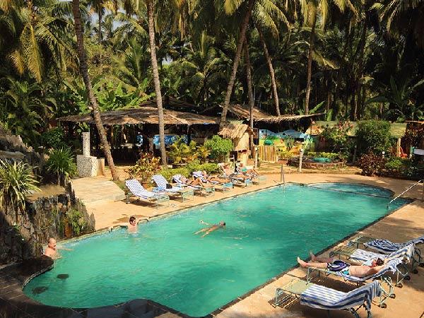 Alagoa Resort бассейн