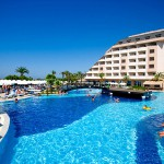 туры в анталию, Long Beach Resort Hotel & Spa 5*