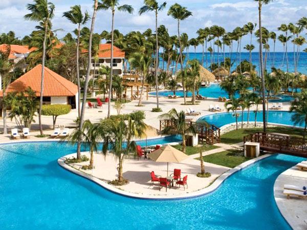 Dreams Palm Beach бассейн 1