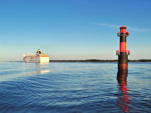 Корабль MS Isabelle панорама
