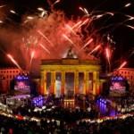 Новогодние программы в городах Германии