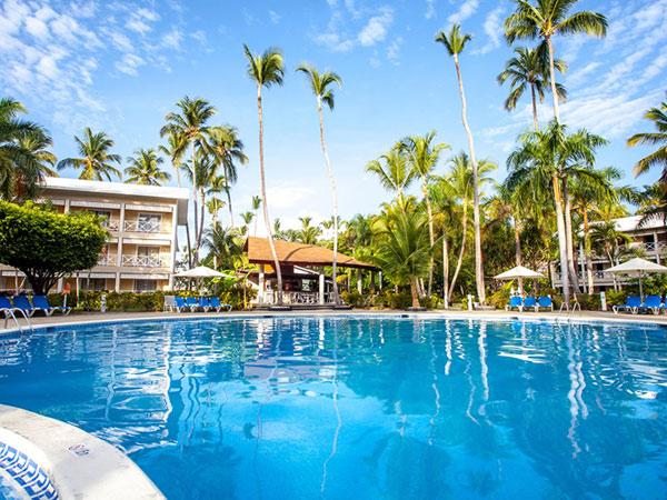 Vista Sol Punta Cana бассейн