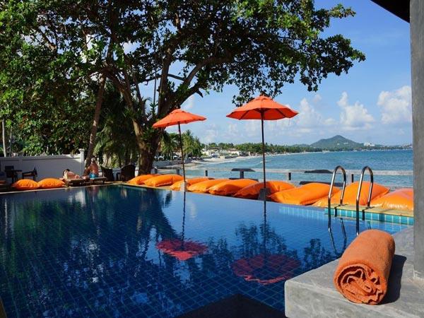 Bhundhari Chaweng Beach Resort бассейн 1