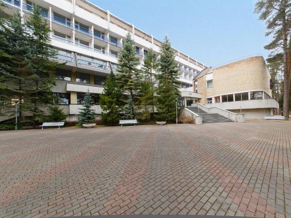 Daina Hotel & Spa фасад 1