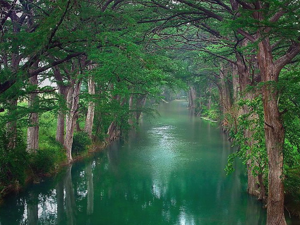 Новость пейзажи Долина реки Lune, Ланкастер, Великобритания