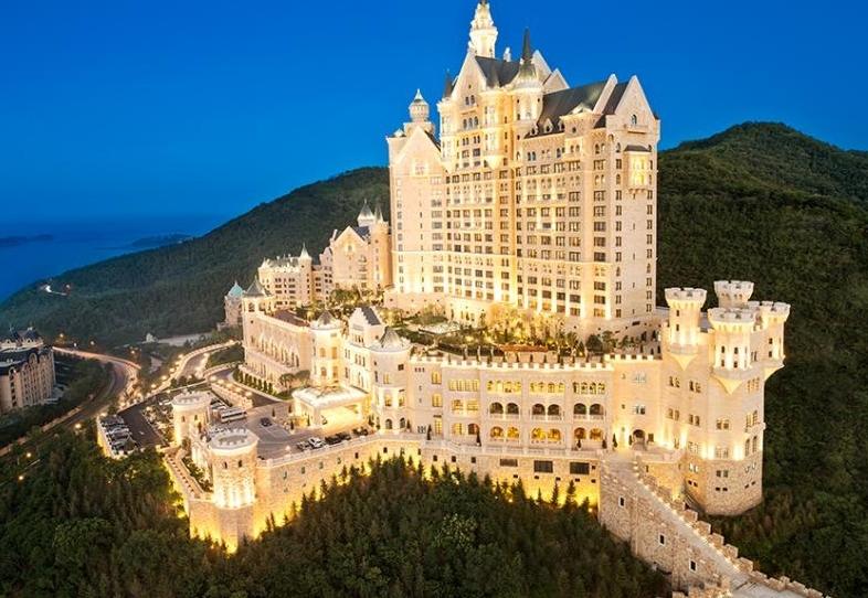 новость 20 фото отель замок