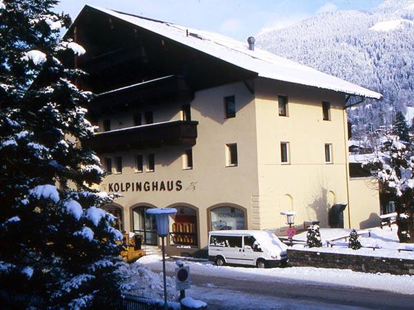 Appartment Kolpinghaus Apart фасад