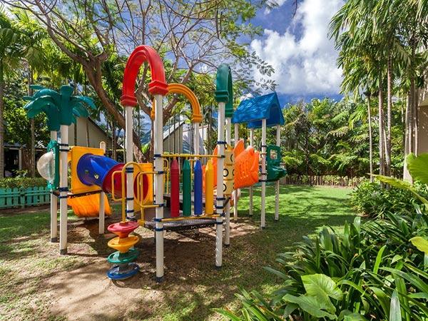Movenpick Resort & Spa Karon Beach Phuket детская площадка