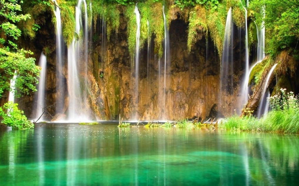 новости Фантастическое место в Национальном парке Плитвицкие Озера, Хорватия
