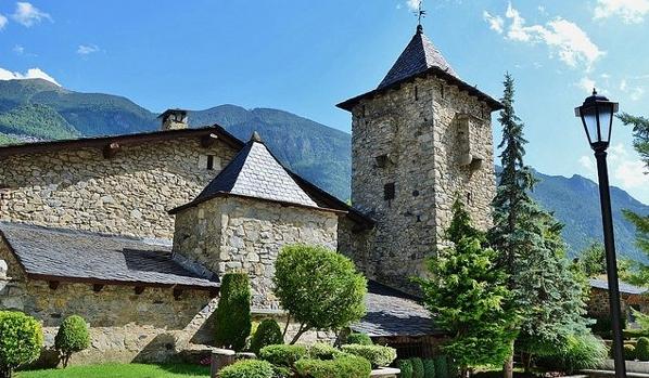Каса-де-ла-Валль – замок