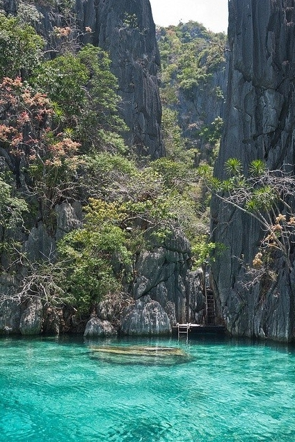 новость пейзажи Лагуна Twin,  Филиппины