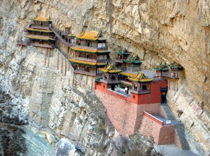 новость 20 фото монастырь Китай